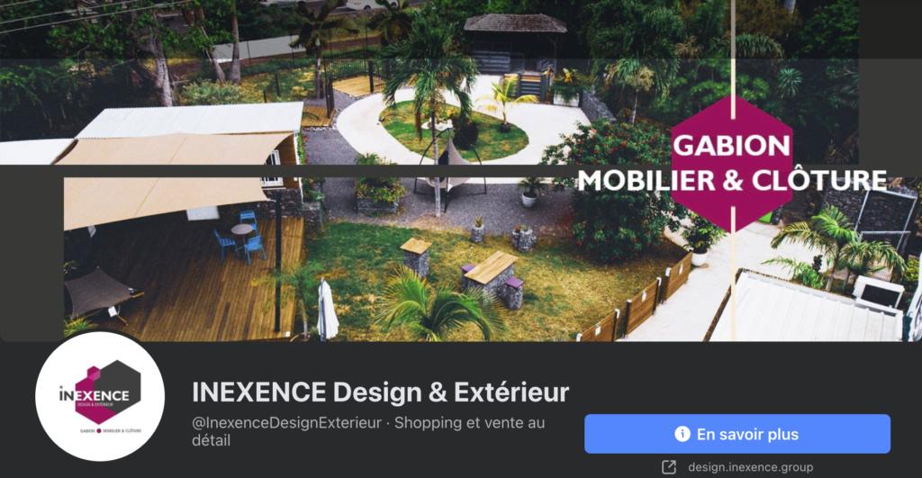 aperçu facebook Inexence Design Extérieur